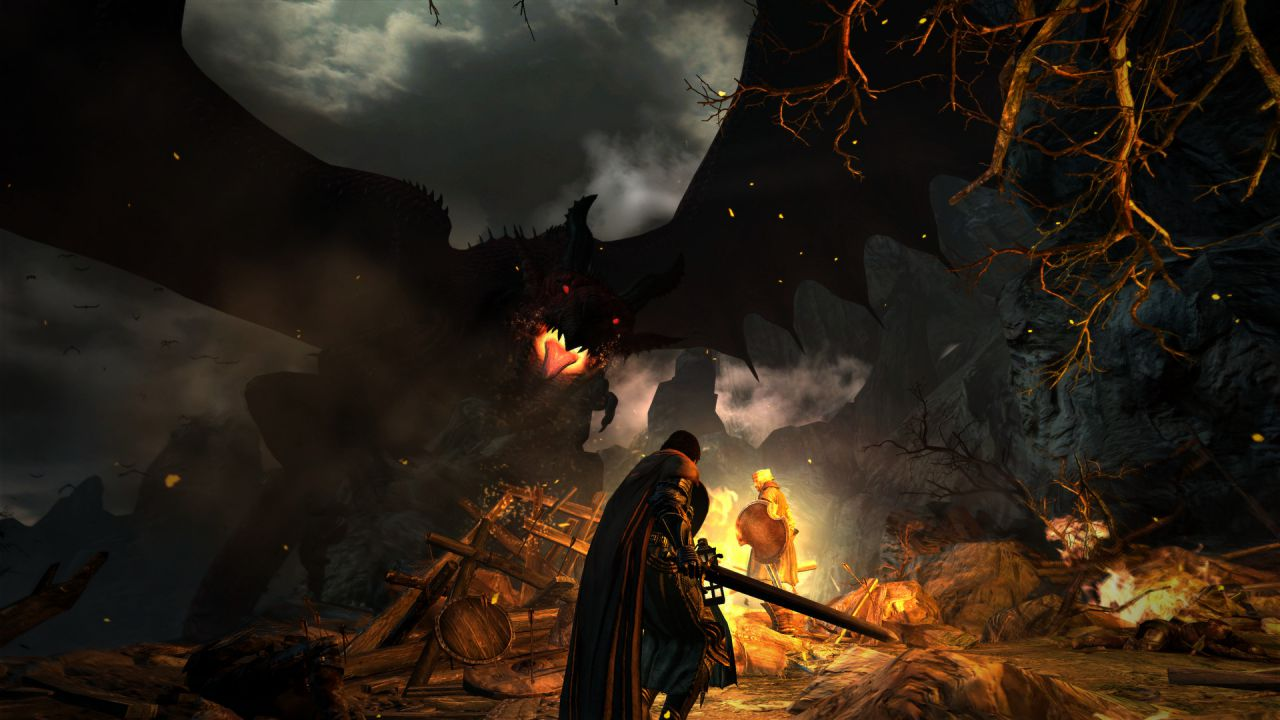 Dragon's Dogma Dark Arisen: video confronto tra le versioni PC e PS3
