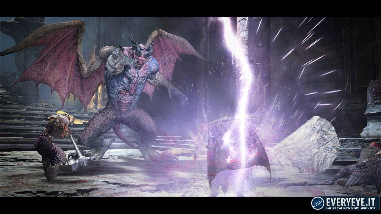 Dragon's Dogma: Dark Arisen - video gameplay disponibile