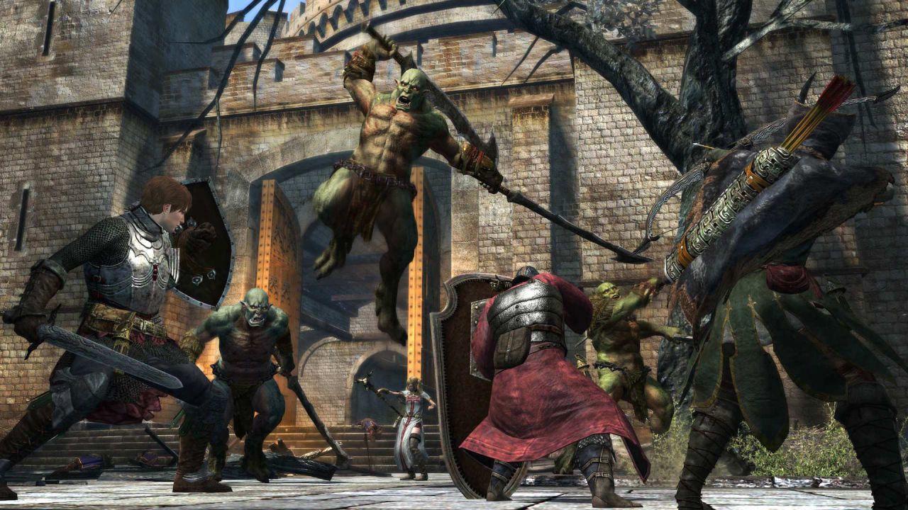 Dragon's Dogma Online: quattro delle classi disponibili mostrate in nuovi screenshot