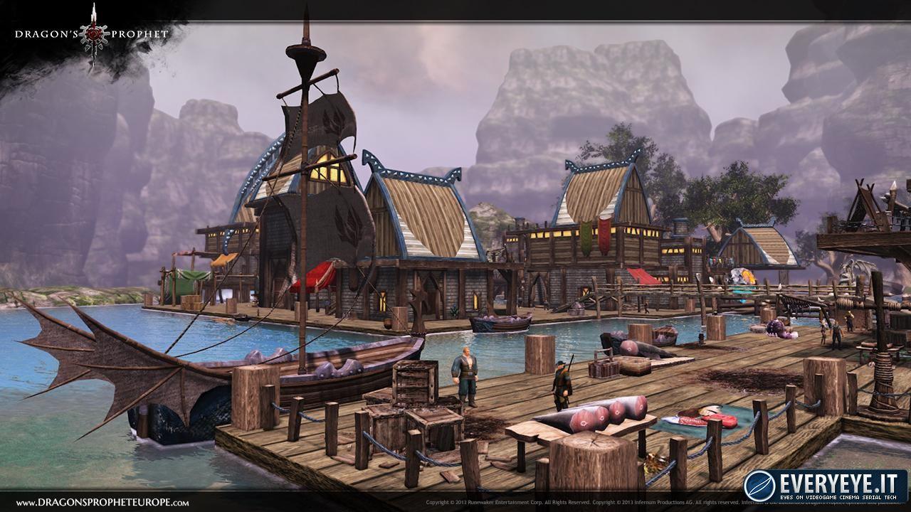 Dragon's Prohet: dettagli sul sistema Highlord