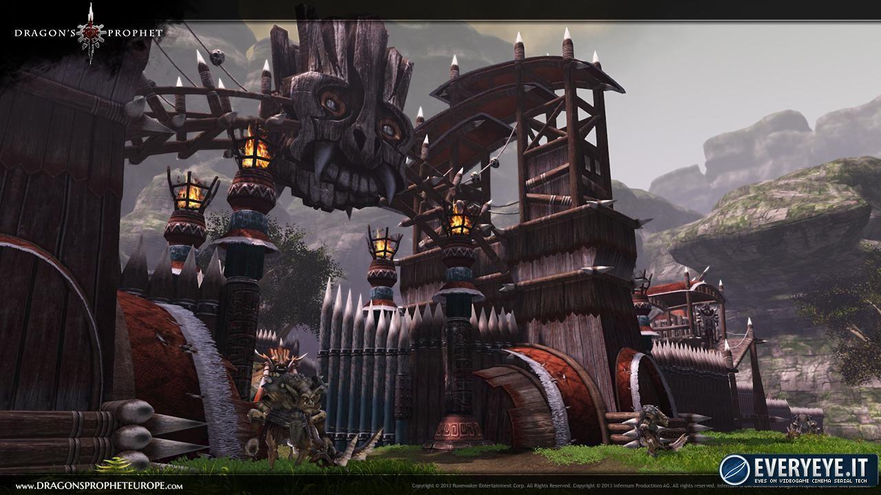 Dragon's Prophet: dettagli per il primo contenuto aggiuntivo
