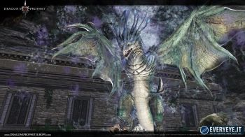 Dragon's prophet: Un grande aggiornamento vi porta in una nuova regione per un incredibile assalto