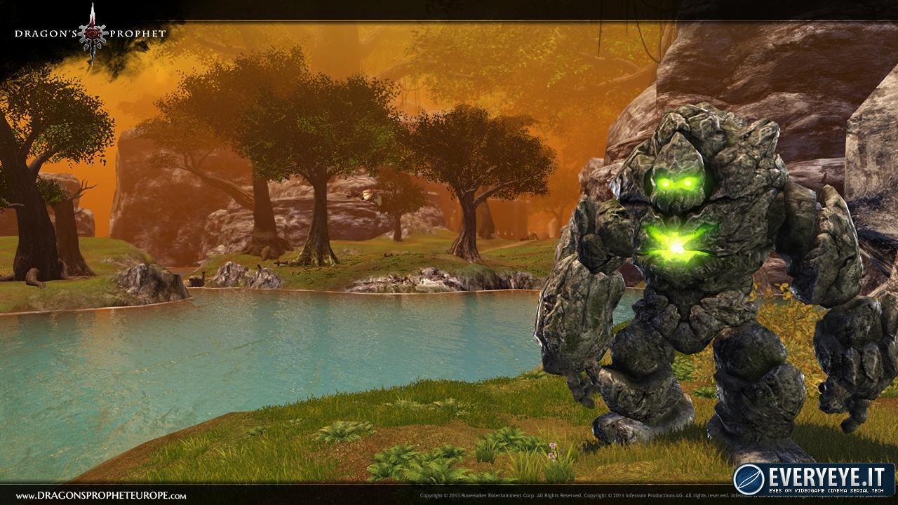 Dragon's Prophet in Open Beta dalla prossima settimana