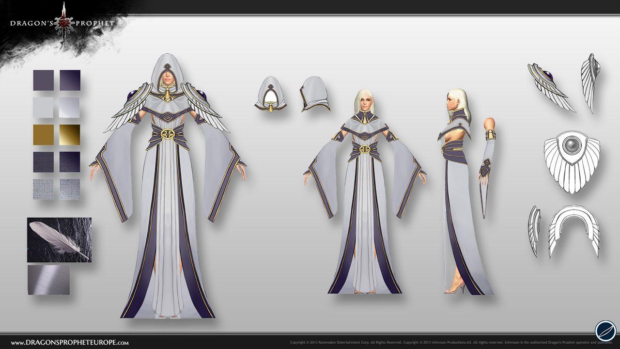 Dragon's Prophet: svelata una nuova area iniziale dell'MMORPG