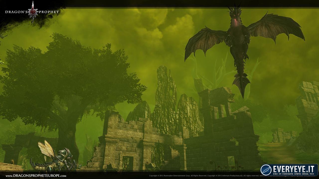 Dragon's Prophet - svelata una nuova zona tutta da esplorare: Laedis