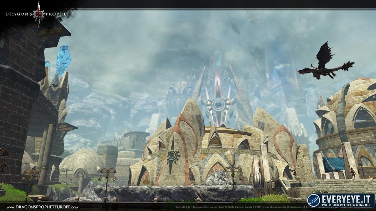 Dragon's Prophet: al via domani la seconda fase di testing della beta chiusa
