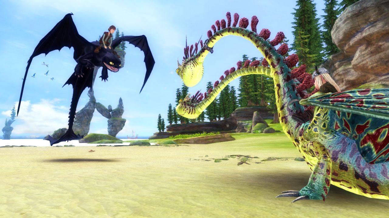 Dragon Trainer 2 disponibile in Europa dal 31 luglio