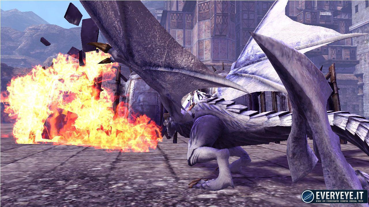 Drakengard 3: aperto il sito ufficiale. Le prime immagini sono online