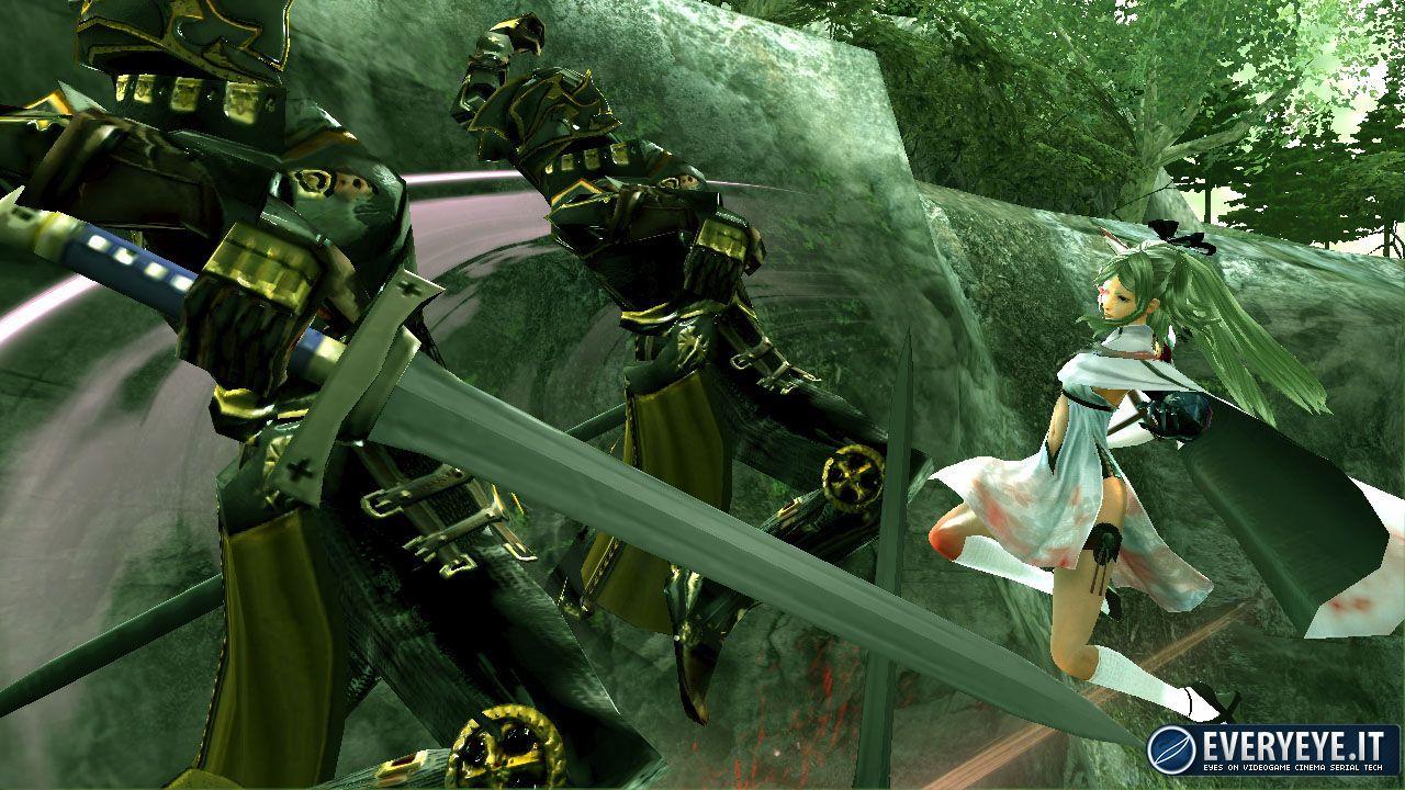 Drakengard 3: nuove immagini