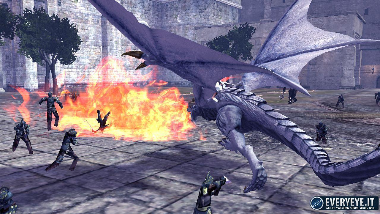 Drakengard 3: online un nuovo set di screenshot