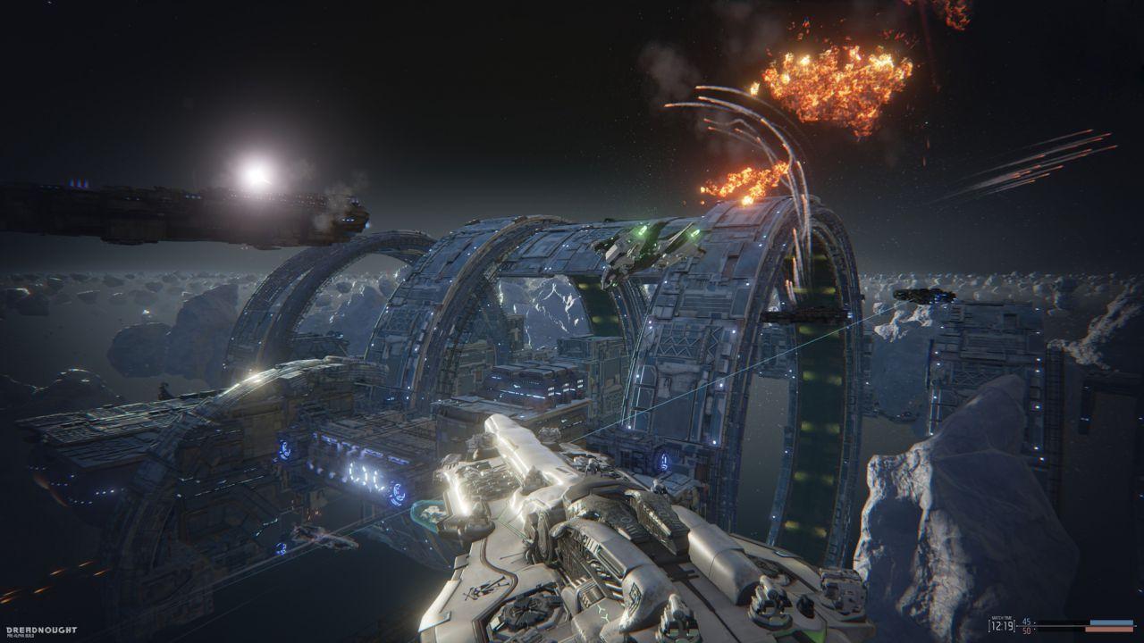 Dreadnought sarà presente al PAX East, pubblicati nuovi screenshot e artwork