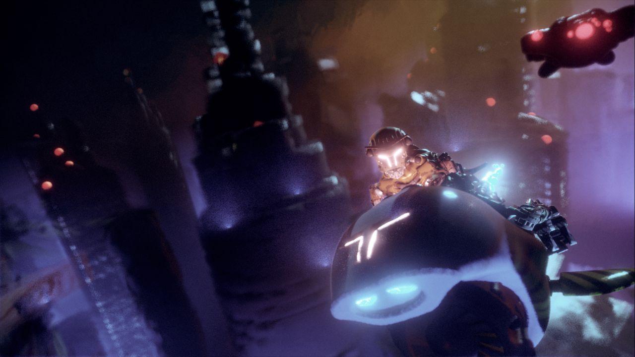 Dreams: l'atmosfera notturna in 50 minuti di gameplay