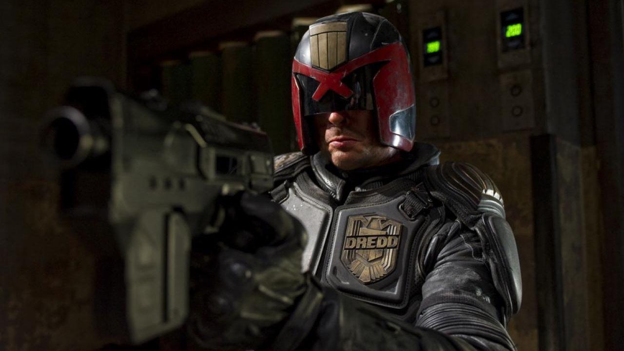 Dredd: il produttore aggiorna sul sequel