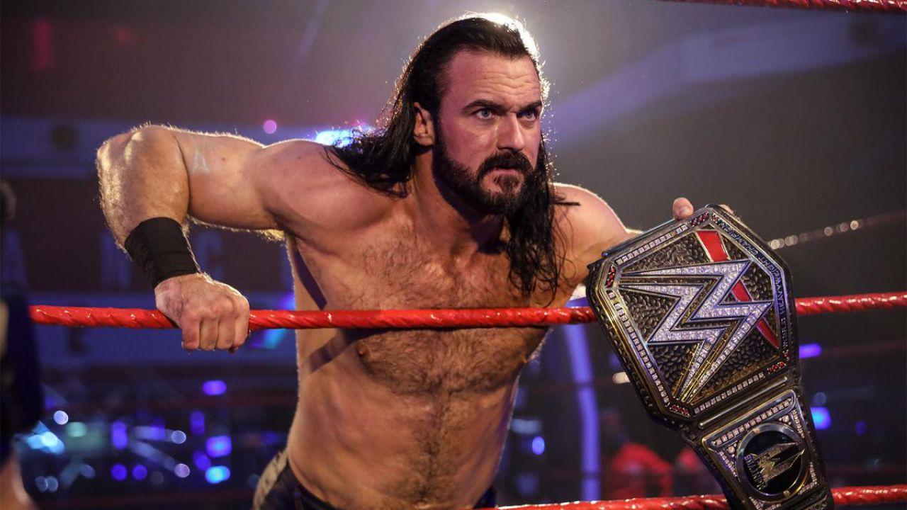 Drew McIntyre commenta l'esito della sfida con Randy Orton per il WWE Championship