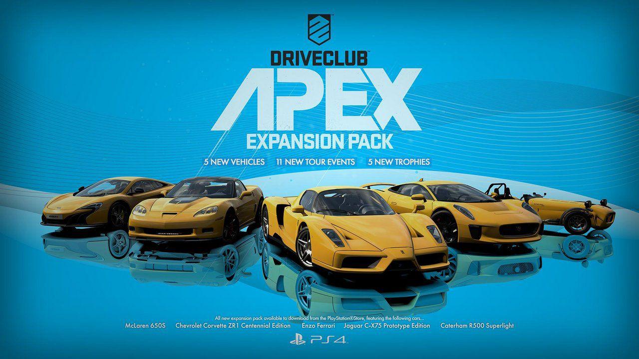 Driveclub: aggiornamenti sulla PlayStation Plus Edition