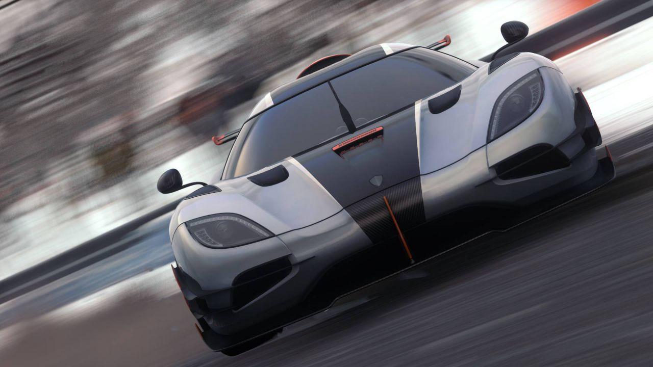 Driveclub: un aggiornamento rende il gioco compatibile con il volante Thrustmaster T100