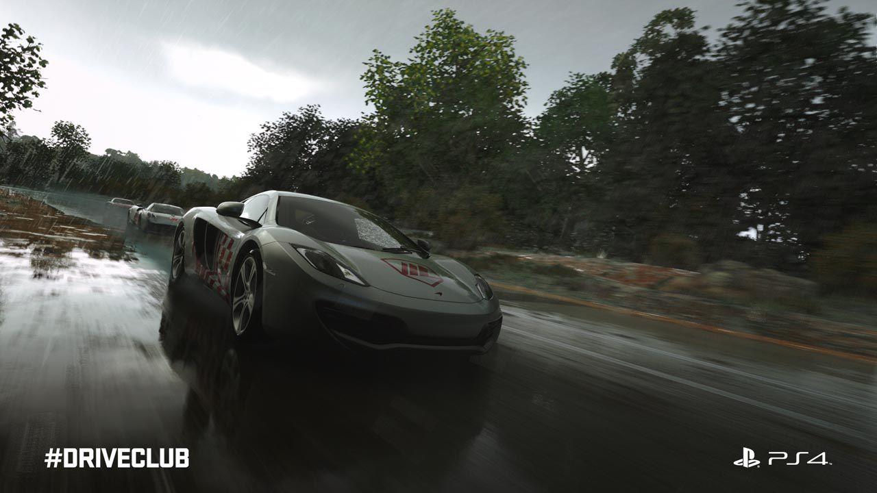 DriveClub è un gioco che non può essere testato, secondo Shawn Layden