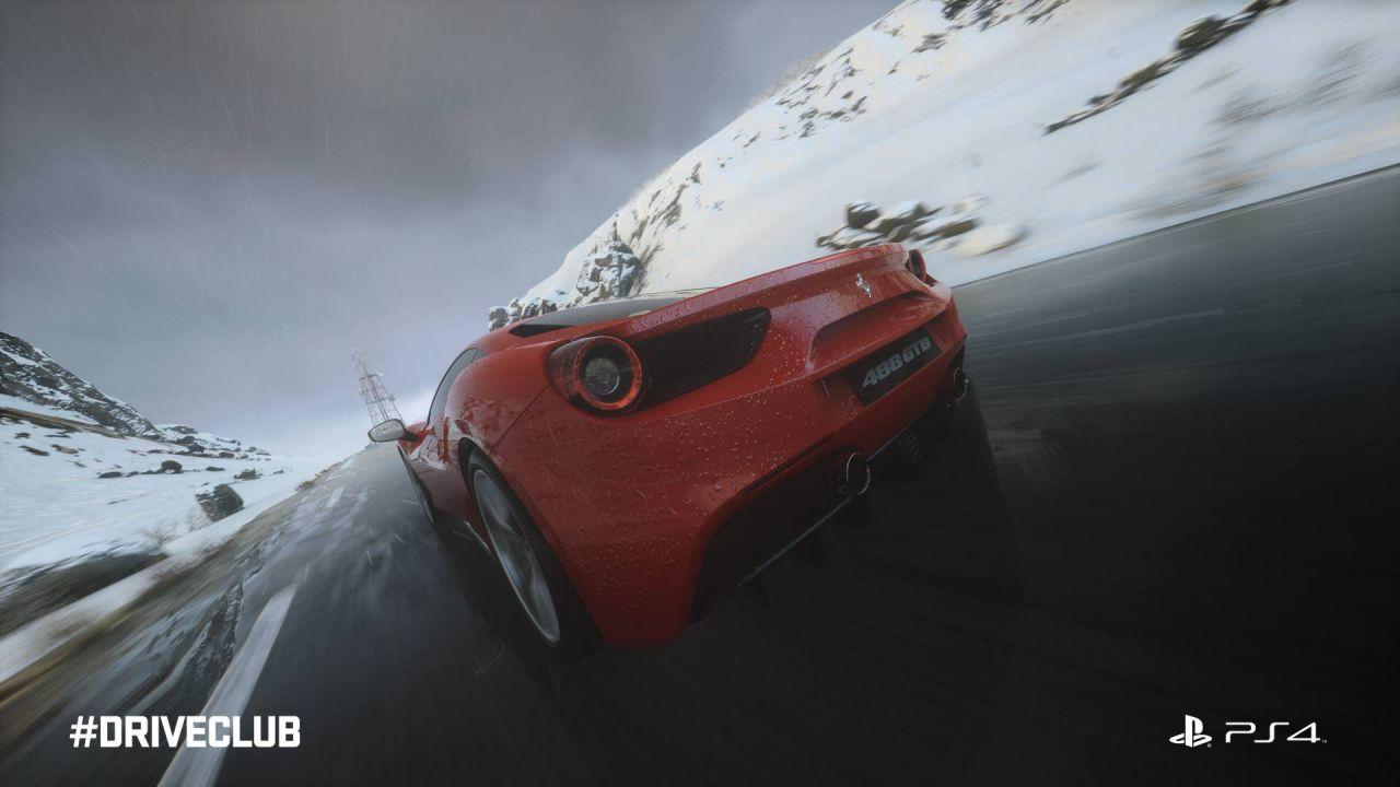 Driveclub: novità sui prossimi aggiornamenti