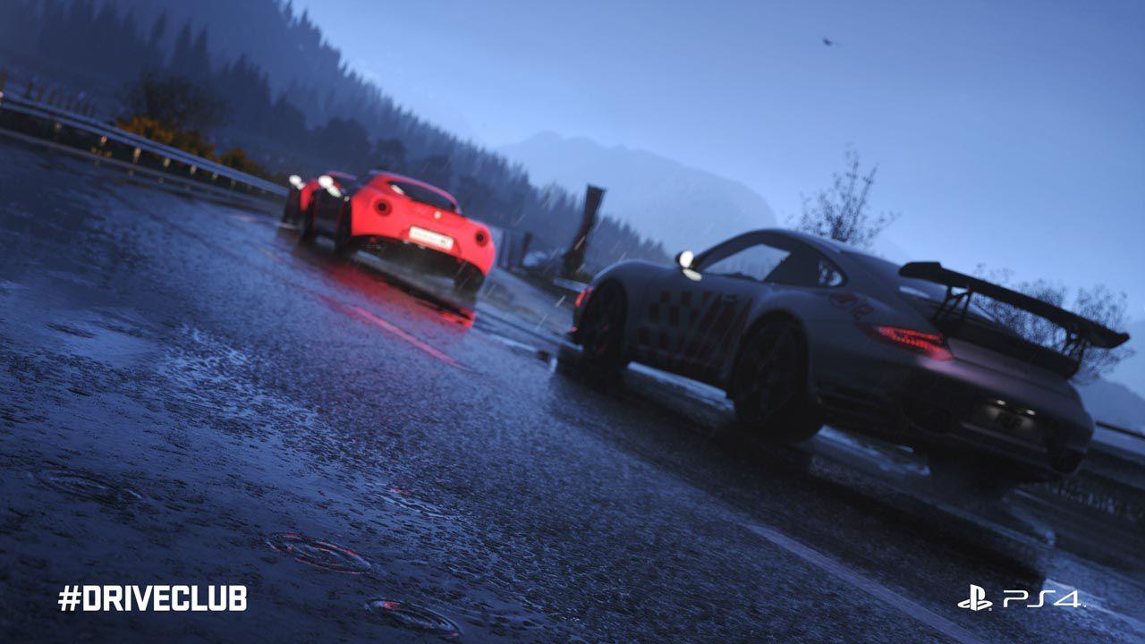 Driveclub: nuovi dettagli sulla versione PS Plus