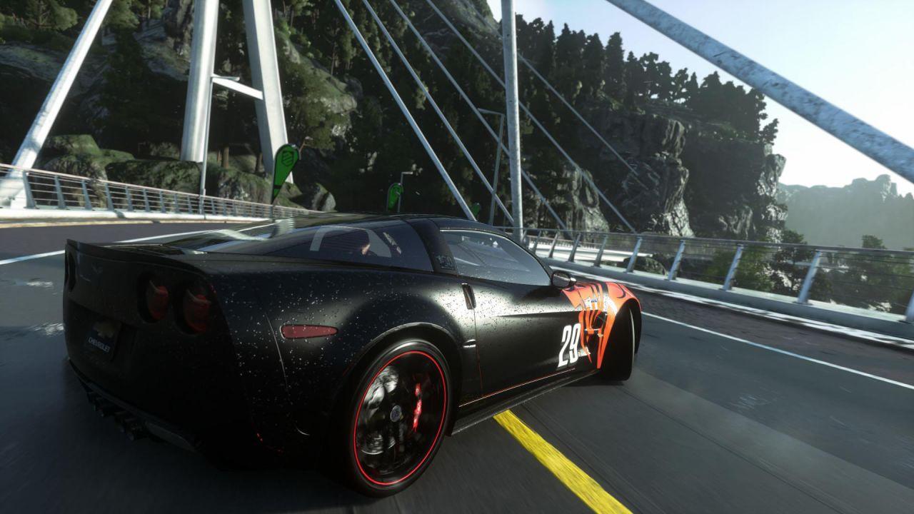 Driveclub: Un paio di scatti mostrano la Ferrari Enzo