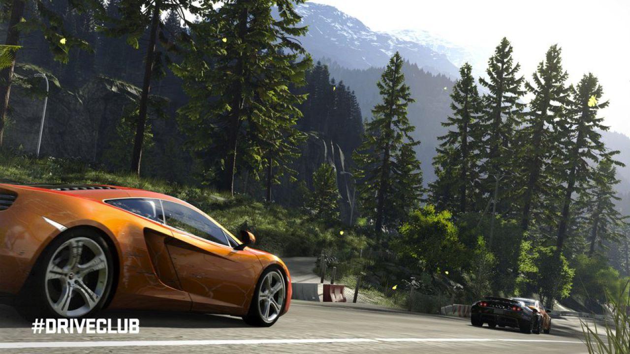 Driveclub: pre-loading attivo due giorni prima del lancio, replay disponibile come update gratuito