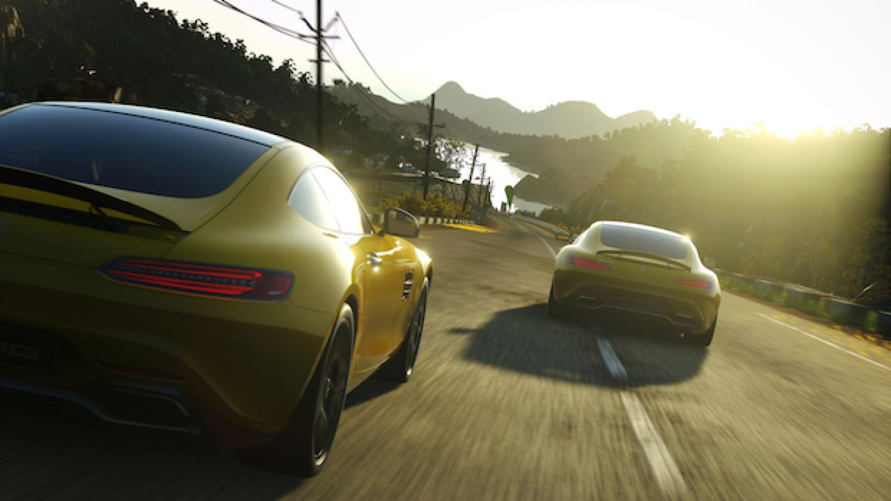 Driveclub: spot TV in live action