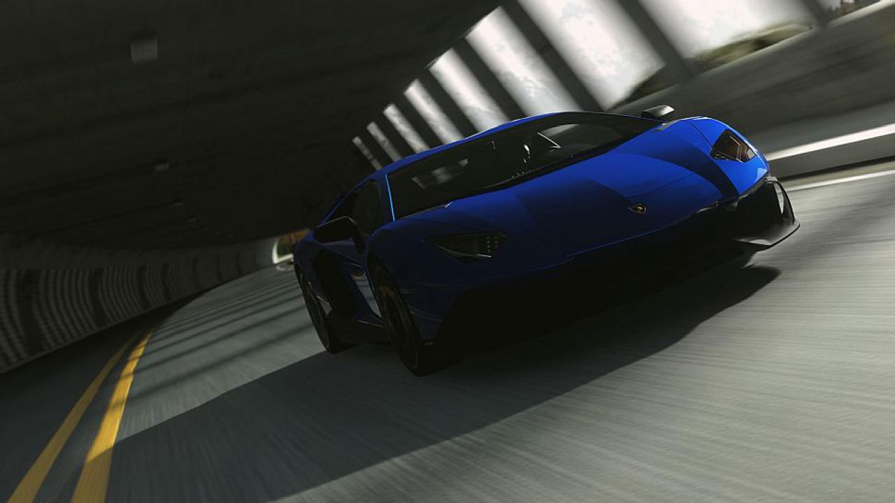 Driveclub: test del frame rate in un video