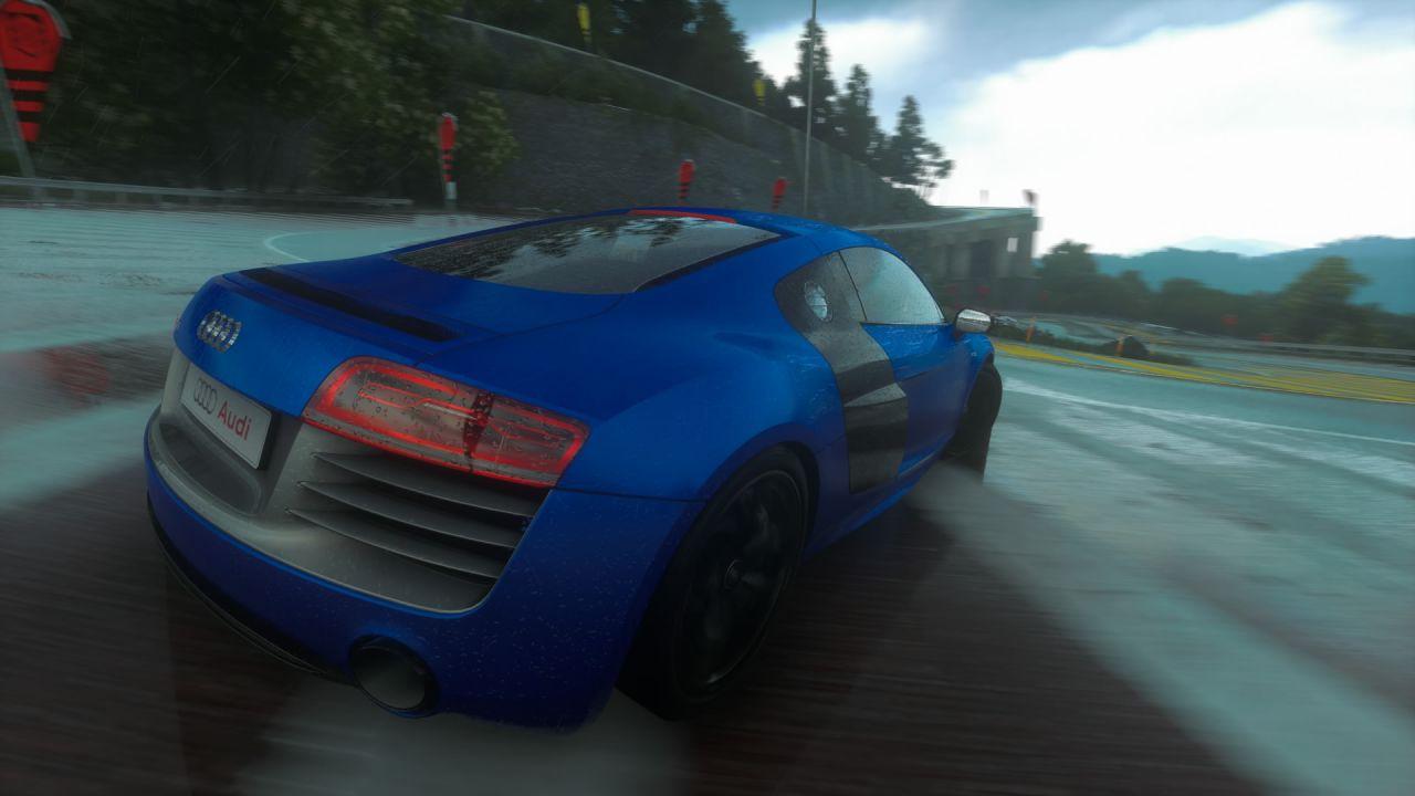 Driveclub VR compare sul sito dell'ESRB