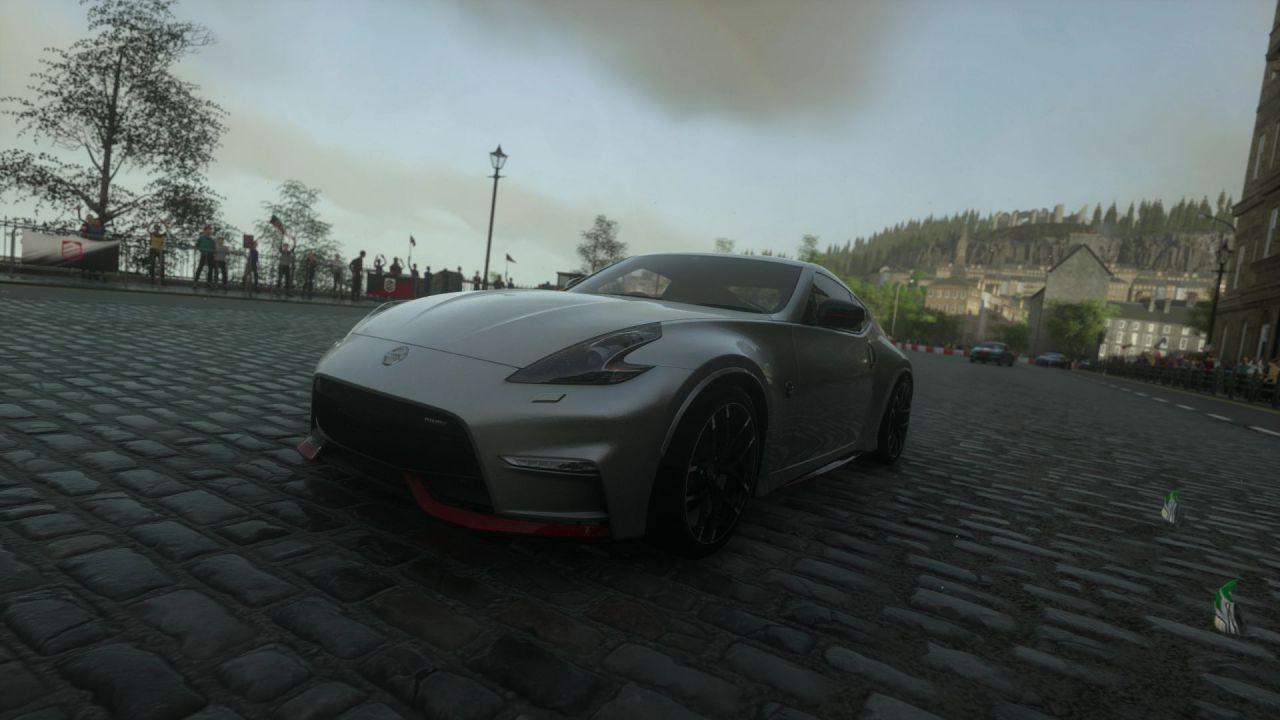 Gamescom 2016, dettagli ed immagini per Driveclub VR