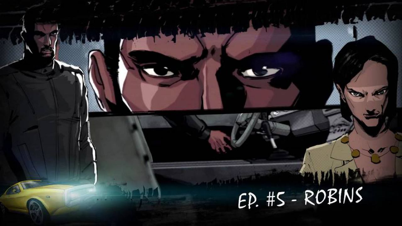 Driver Renegade 3D: quinta puntata del video fumetto
