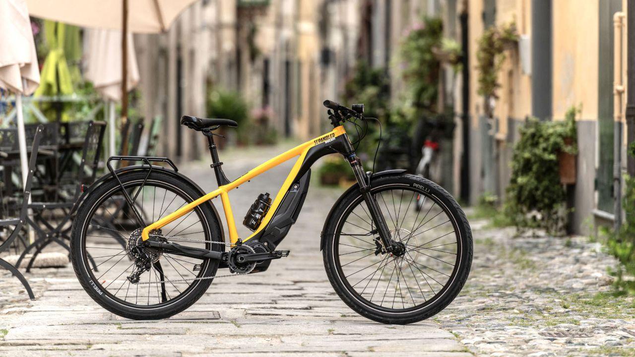 Ducati e-Scrambler, la bici elettrica di Borgo Panigale compatibile col Bonus Bici