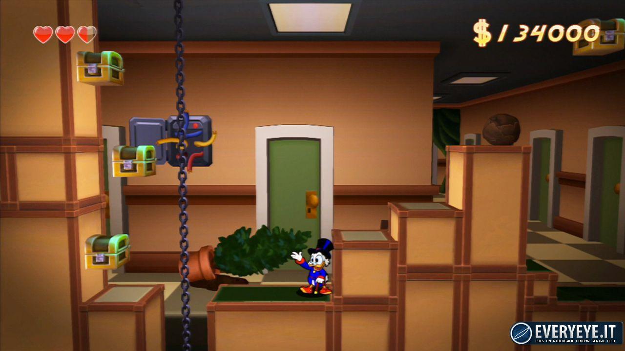 Duck Tales Remastered: aggiornamento applicato su tutte le versioni