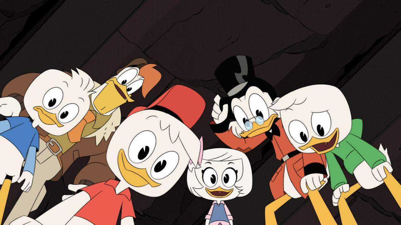 Ducktales: I creatori della serie discutono della rivelazione nella puntata finale