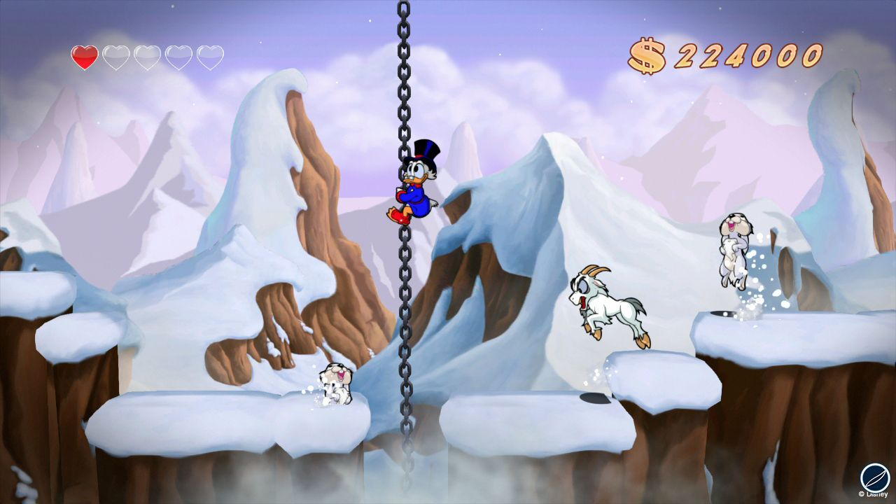 DuckTales Remastered disponibile su tutte le piattaforme mobile