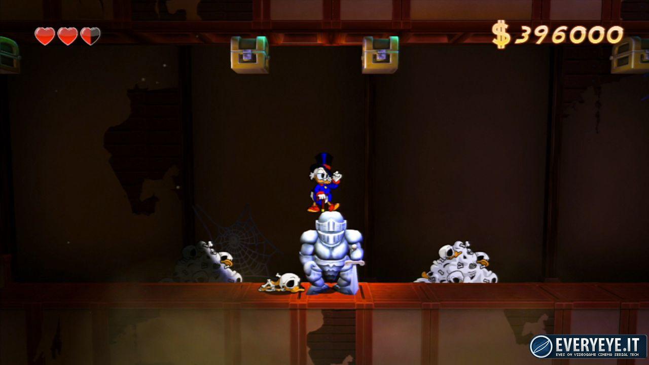 DuckTales: Remastered è scaricabile da oggi su Xbox Live