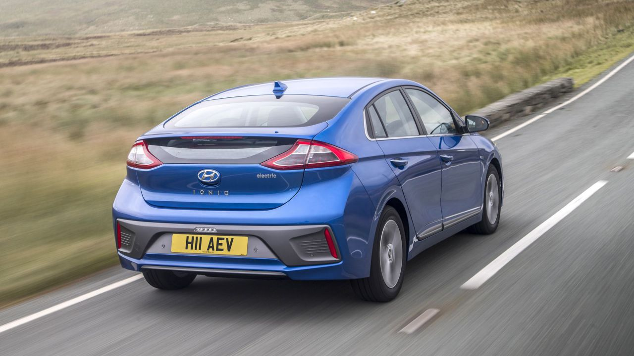 Due nuovi modelli di Hyundai IONIQ in arrivo nel 2019?