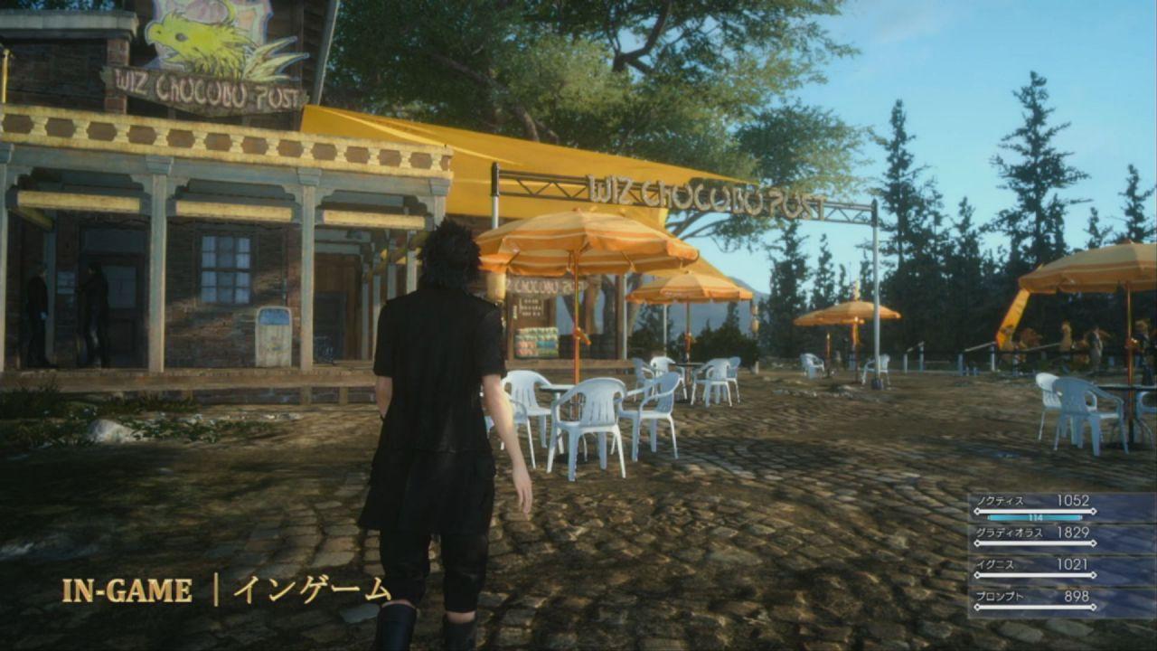 Due nuovi video per Final Fantasy XV