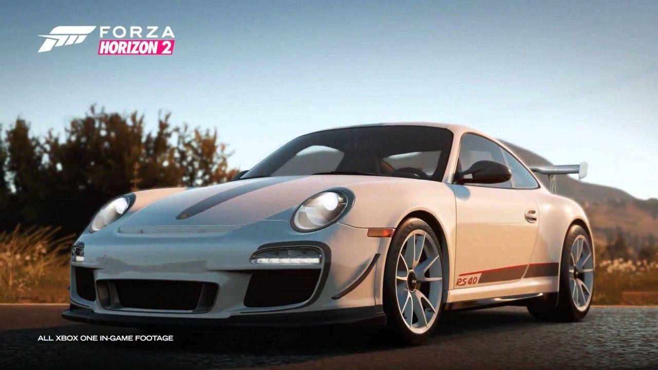 Due Porsche gratuite per tutti i possessori di Forza Horizon 2