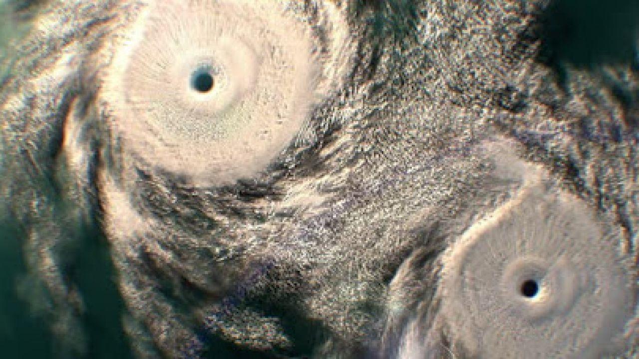 Due terribili uragani potrebbero colpire il Golfo del Messico insieme: è la prima volta