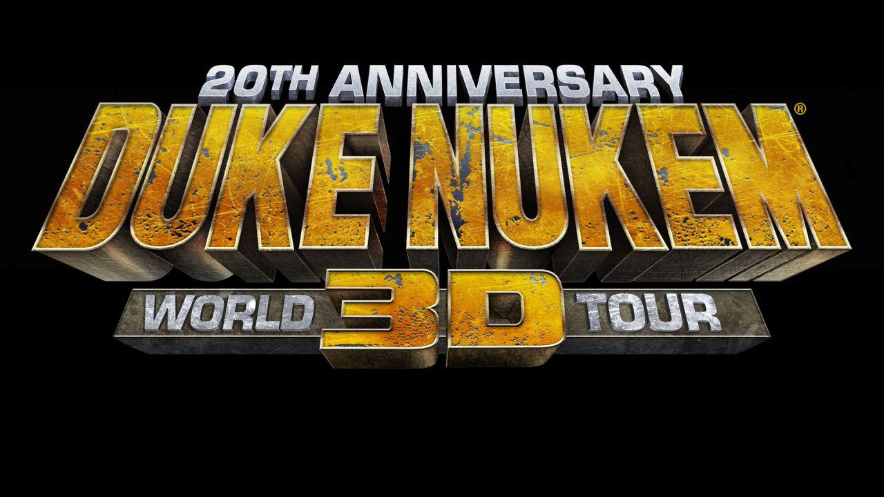 Duke Nukem 3D World Tour uscirà anche in formato retail in esclusiva GameStop