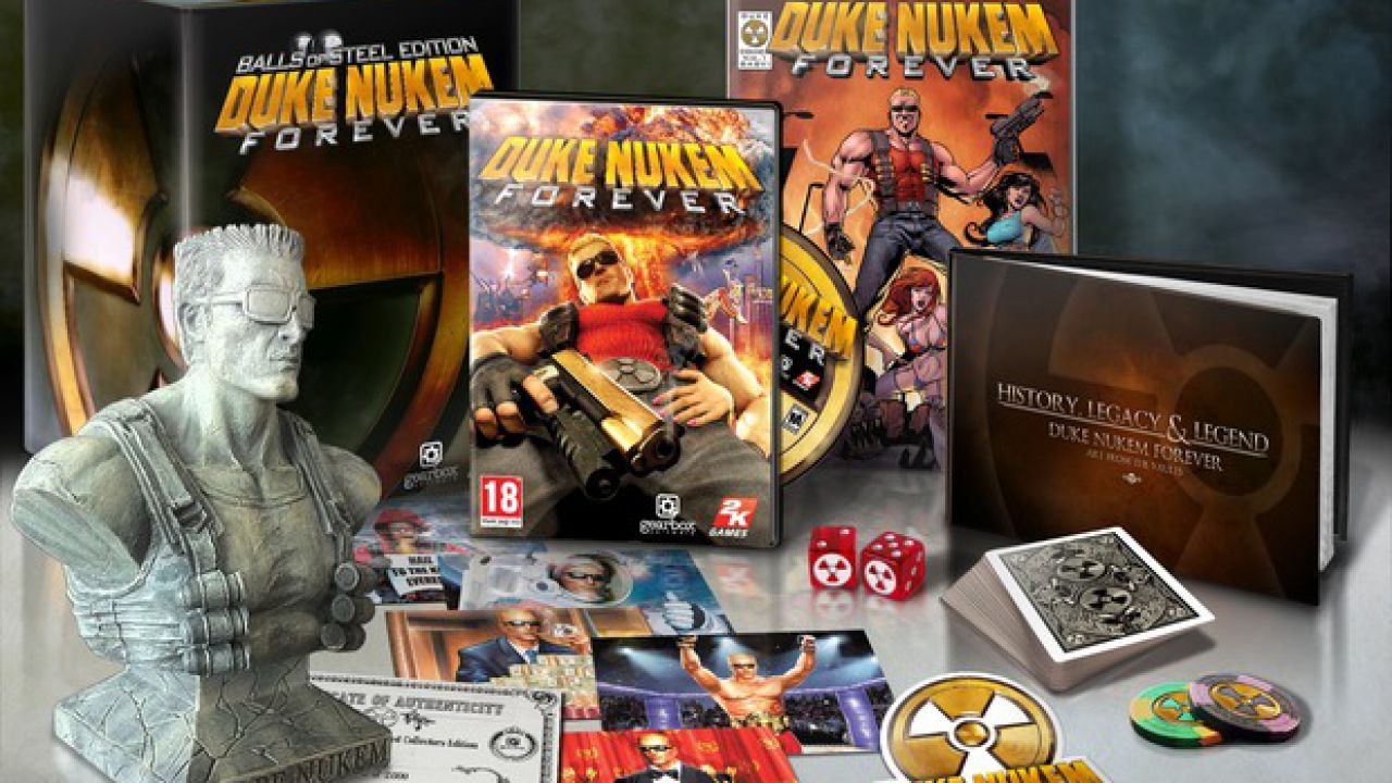 Duke Nukem Forever: annunciato il DLC 'The Doctor Who Cloned Me'