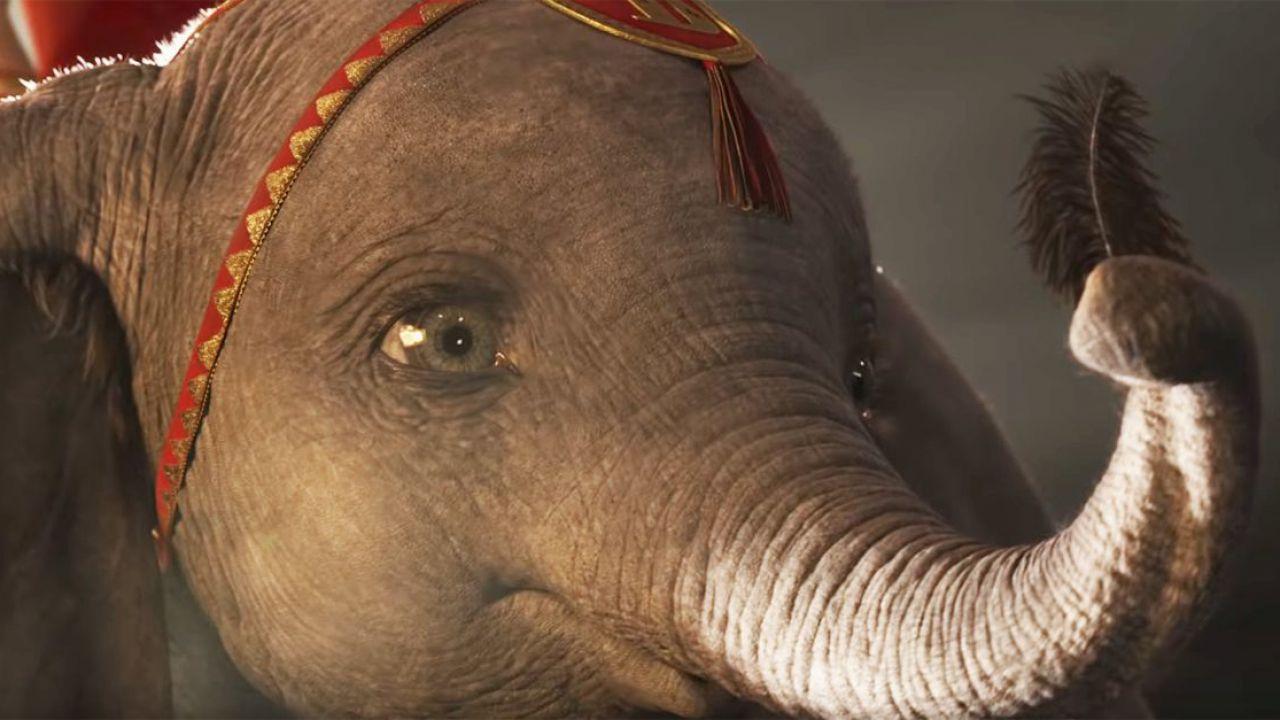 Dumbo: pubblicato un nuovo spot per il live-action Disney firmato Tim Burton