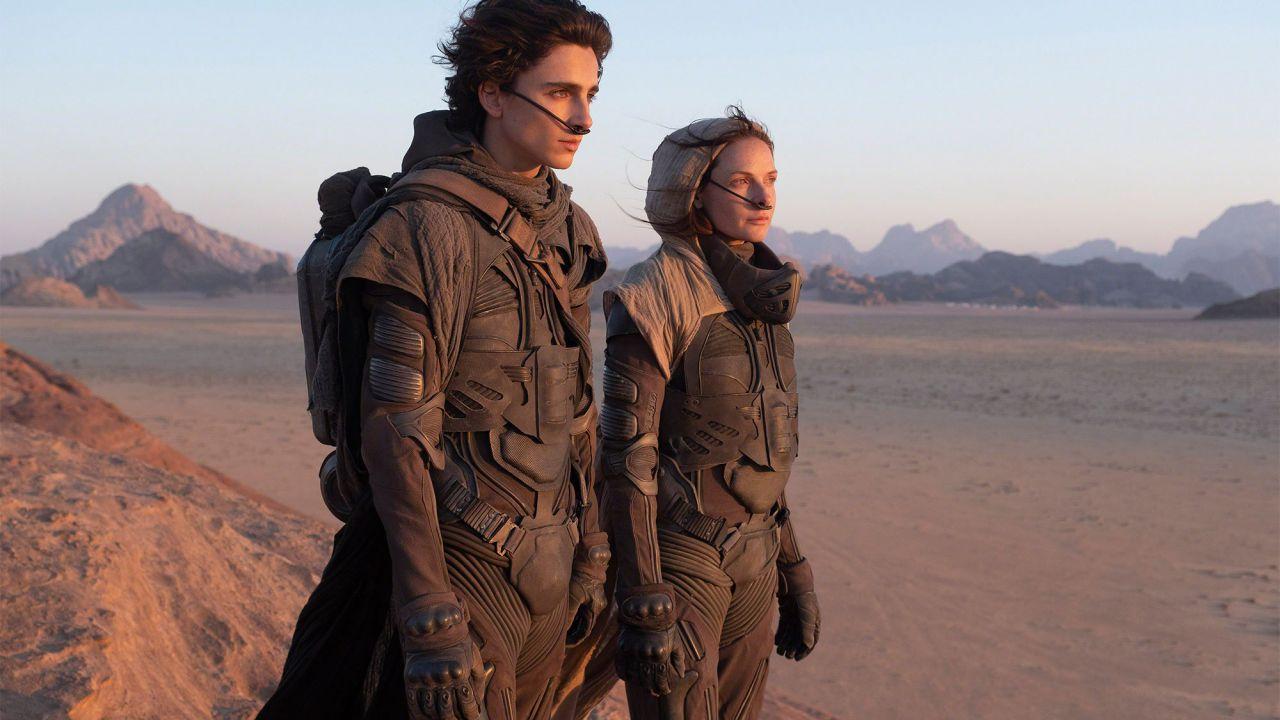 Dune: quando esce il primo trailer? Lo svela Timothée Chalamet
