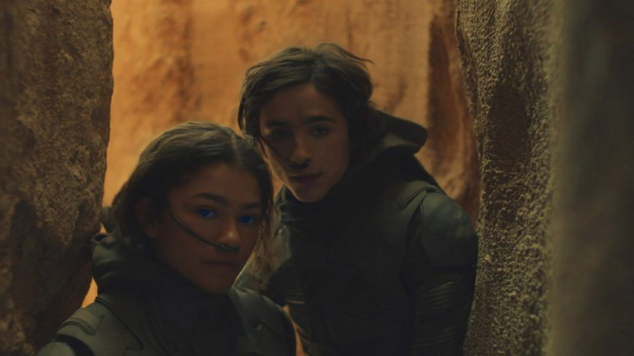 Dune, Zendaya pazza di Timothée Chalamet: 'La sua energia positiva è contagiosa'