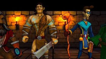 Dungeon Crawlers HD infesta Steam e Android