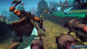 Dungeon Defenders 2 - Live Gameplay - Replica 14/01/2015