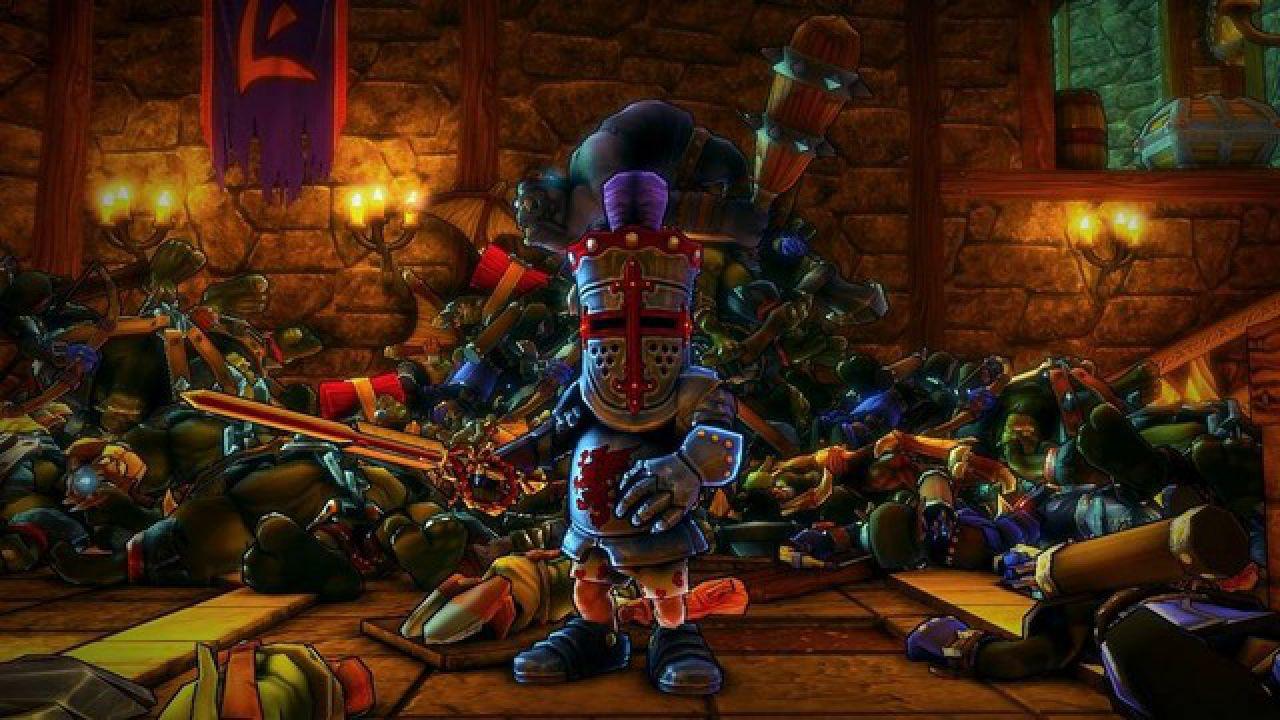 Dungeon Defenders: un DLC gratuito per San Valentino