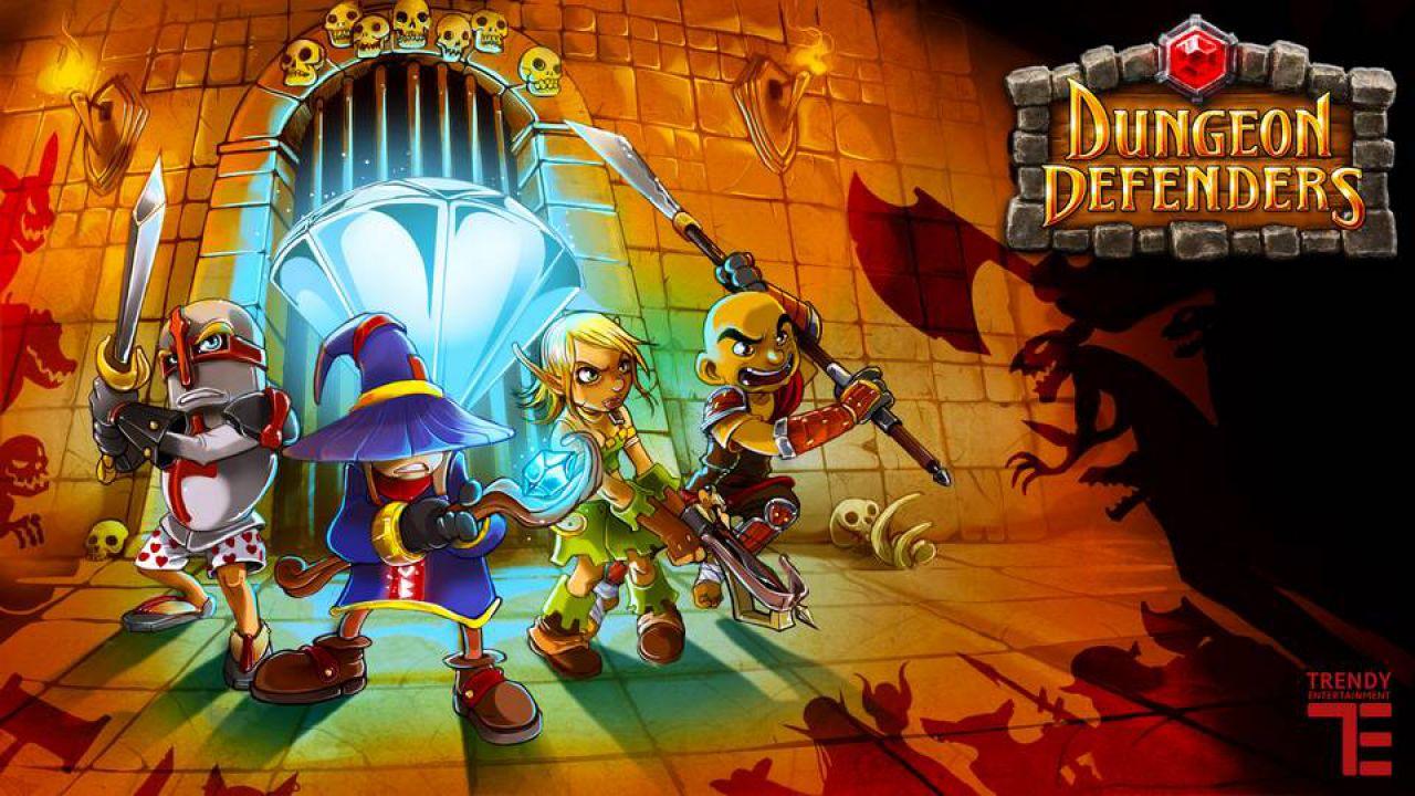 Dungeon Defenders non è più in sviluppo per PS Vita
