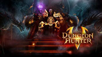 Dungeon Hunter 5 disponibile su App Store e Google Play