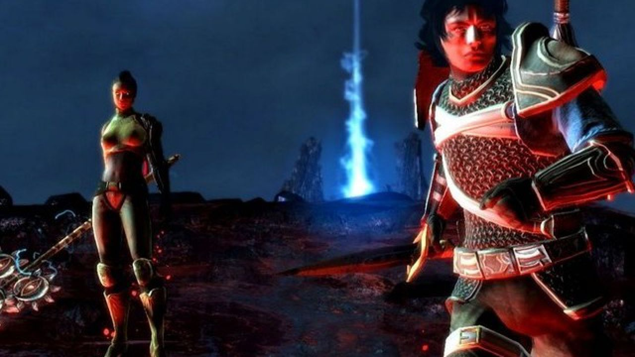 Dungeon Siege 3: nuove immagini dal Giappone